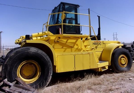 Montacargas Hyster 88000 Lbs