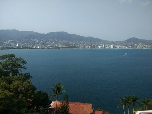 Imagen 1 de 14 de Navidad En Acapulco Casa Con Vista Y Alberca Privada