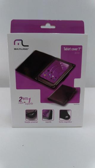 Capa Para Tablet 7 Polegadas Multilaser Preto Bo182