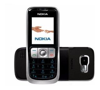 Nokia 2630 - C/ Rádio Fm Seminovo Com Garantia Desbloqueado