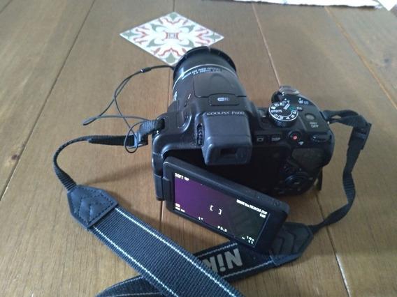 Nikon Coolpix P600 Leia