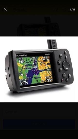 Gpsmap Garmin 296 Aviación 500verdes