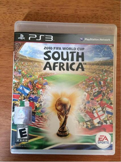 Copa Do Mundo Fifa 2010: África Do Sul Ps3