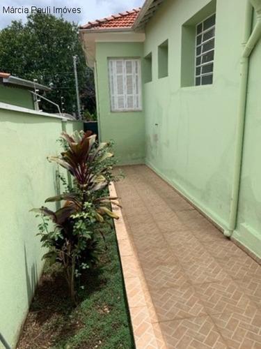 Imagem 1 de 14 de Casa A Venda No Bairro Ponte São João - Jundiaí/sp. - Ca04164 - 69510955