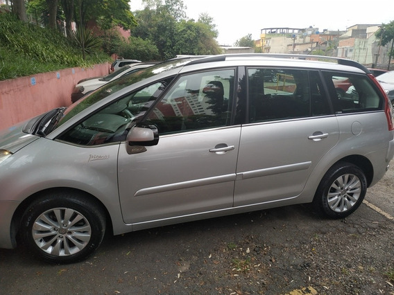 Citroën Grand C4 Picasso 2.0 5p 2008