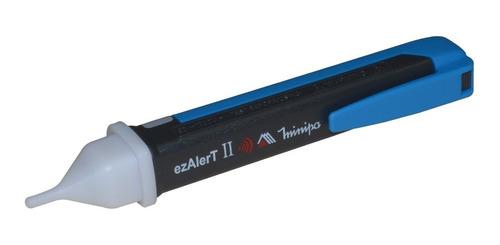 Detector De Tensão Ezalert Minipa Com Nota Fiscal E Garantia