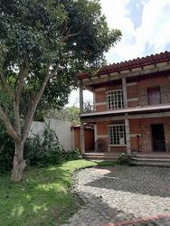 Vendo Linda Casa En Florencia, Milpas Altas, Sacatepequez,