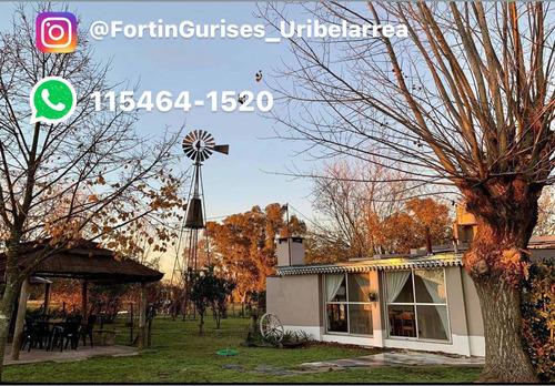 Imagen 1 de 14 de Casa De Campo En Uribelarrea Fortin Gurises Alquiler