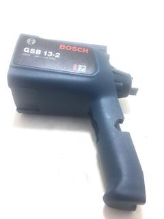 Carcaça Azul Original Furadeira Bosch Antiga Gsb16-2 / 13-2