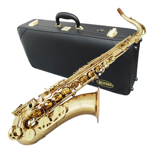 Sax Tenor Hoyden Laqueado - Hts-25l