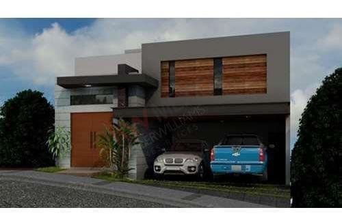 Casa En Pre- Venta En Fraccionamiento Monterra, Con Viglancia Las 24hrs