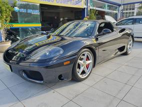 Ferrari F360 3.6 F1 Spider V8 40v Gasolina 2p Automático