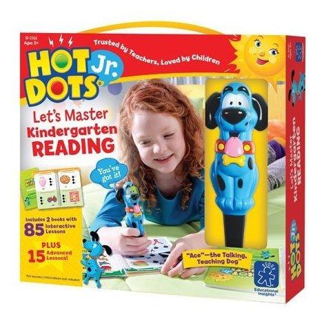 Juguete Para Aprender A Leer Hot Dots Jr. Lets M