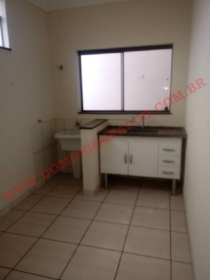 Locação - Casa - Centro - Americana - Sp - D0184