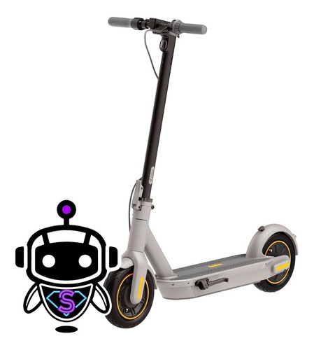 American Toys Scooter Eléctrico Maxg30lp + Luz Led