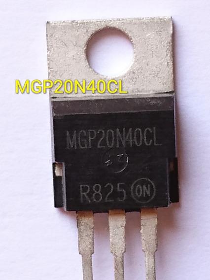 Circuito Integrado Mgp20n40cl