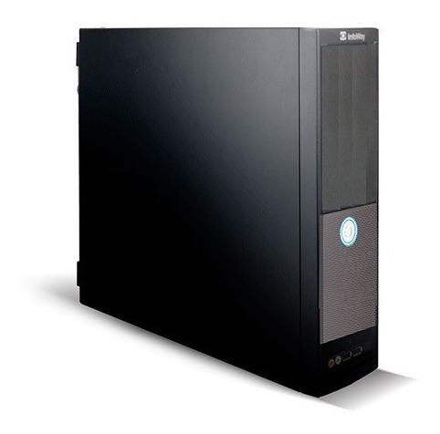 Pc Semi Novo Itautec Sm3332 4gb 320gb Dvd