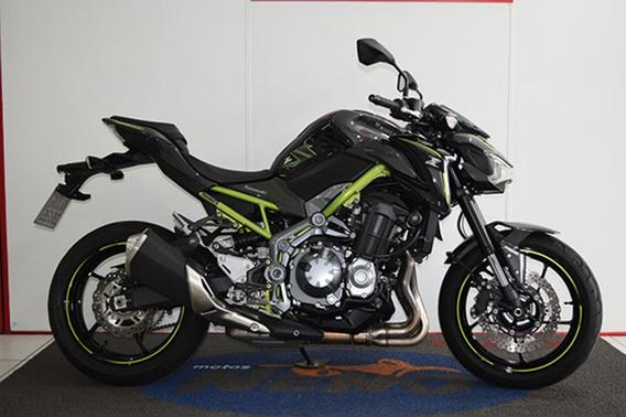 Kawasaki Z 900 Cinza