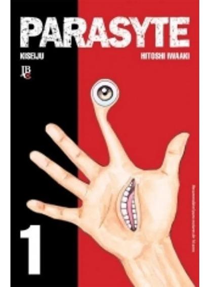 Parasyte Mangá 1 Ao 9