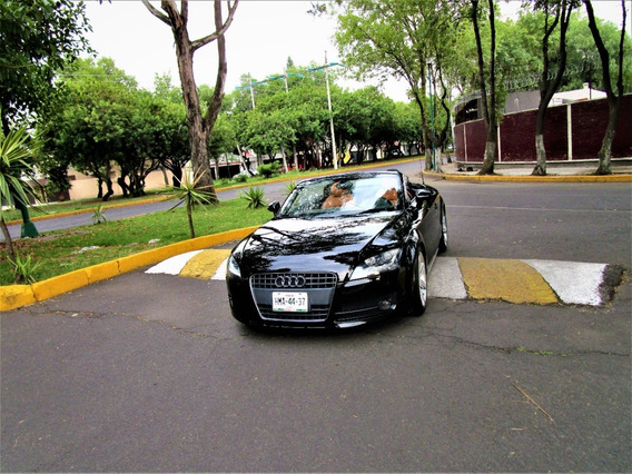 Audi Tt Roadster 2009 Con Solo 54 Mil Km Impecable