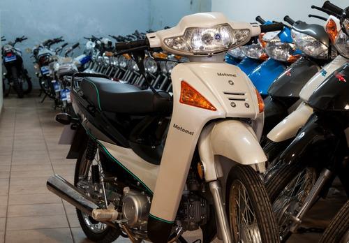 Imagen 1 de 9 de Moto 110 Motomel Dlx 110cc Deluxe Promo Efectivo