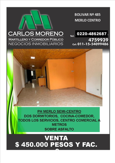 Ph Semi-centro Reformado !!!