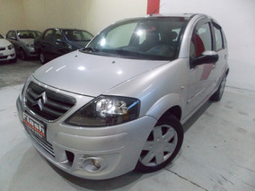Citroen C3 Exclusive Aut 2010 Flex Top (leilão Financeira)