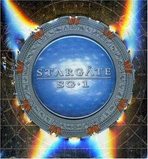 Stargate Sg-1 / Série Completa / 1ª A 10ª Temporada