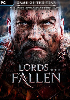 Lords Of The Fallen Game Of The Year Edition Pc   Para Pc