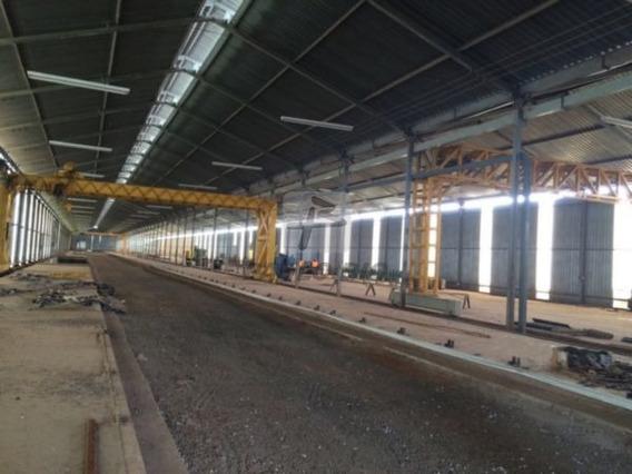 Galpao Industrial - Distrito Industrial Cosmo Fuzaro - Ref: 3542 - V-3542