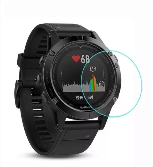 Mica Cristal Templado Reloj Garmin Fenix 5