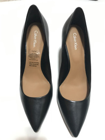 Calvin Klein Zapatillas Dama Negras Talla 5.5