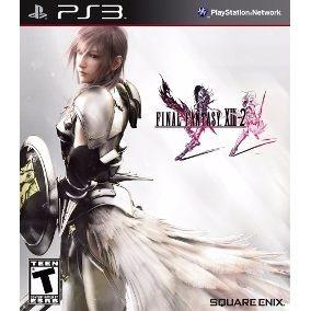 Final Fantasy Xiii 2 - Ps3 - Mídia Física