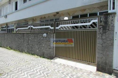 Imagem 1 de 18 de Sobrado Com 3 Dormitórios À Venda, 111 M² Por R$ 460.000,00 - Parque Bitaru - São Vicente/sp - So0344