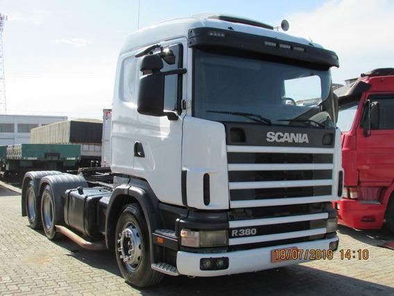 Scania R114 380 6x2
