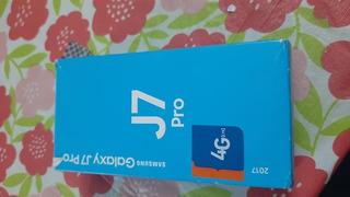 Vendo Samsung J7 Pro J7pro 2017 De 32gb Bien Cuidado