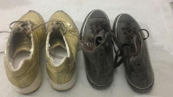 Zapatillas De Mujer N 37