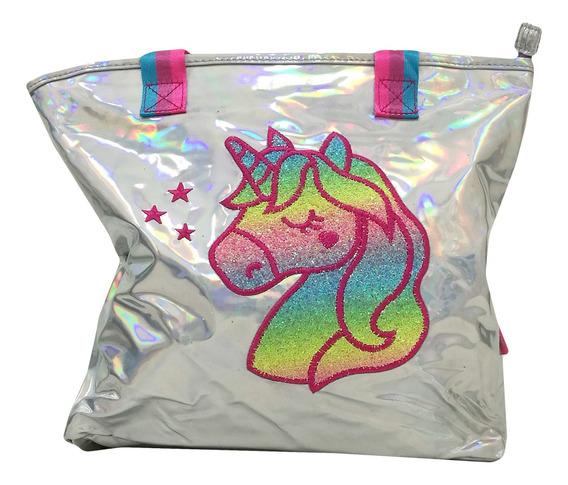 Cartera Unicornio Linea Holografica 5532560