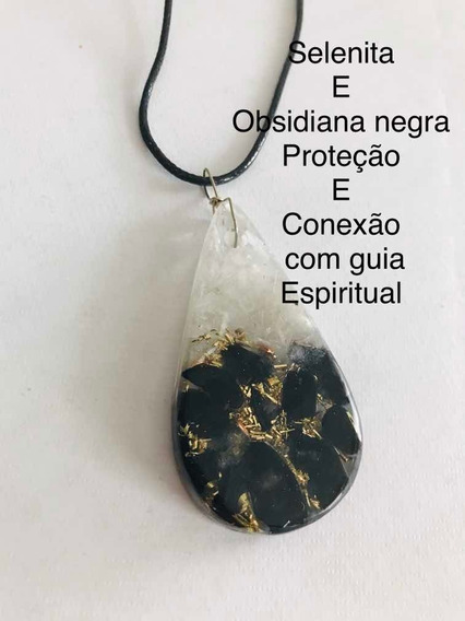3 Colares De Orgonite + Presente