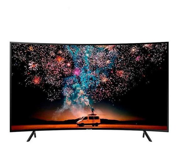 Televisor Samsung 55 Curve 4k Uhd Smart Bluetooth Ru7300