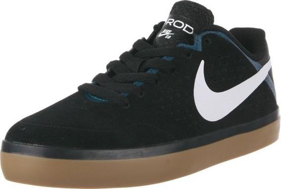 Zapatillas Nike Sb Paul Rodriguez Original Envío Gratis.