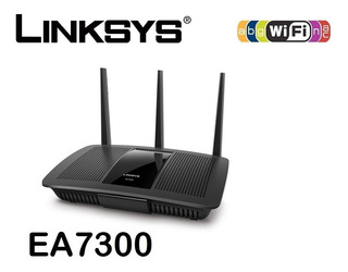 Router Wireless Linksys Ea7300 Max-stream Ac1750 Dual Band