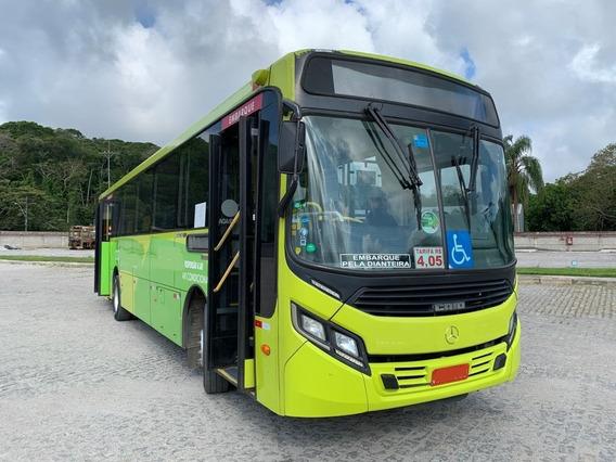 Ônibus Caio Vip Iv Mercedes Of 1721l Únido Dono Seminovo Ar