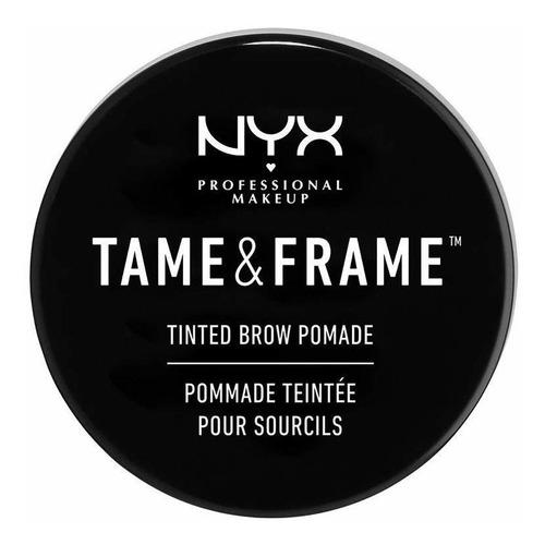 Nyx Cosmetics Tame & Frame Tfbp03 - Pomada Para Cejas