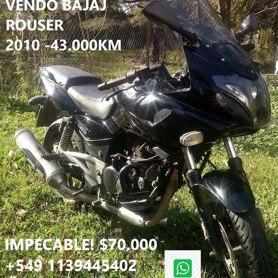 Bajaj Rouser 220 F