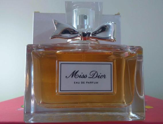 Perfume Miss Dior 100 Ml, Versão Não Reformulada, Usado.
