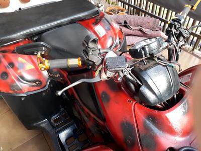 Quadriciclo Honda Fourtrax 4x4 Ano 2011/2012