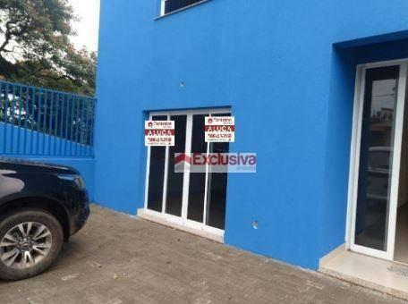 Sala Para Alugar, 28 M² Por R$ 1.000,00/mês - Jardim Fortaleza - Paulínia/sp - Sa0132