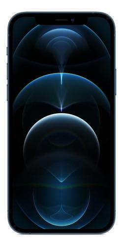 Imagem 1 de 10 de Apple iPhone 12 Pro (256 GB) - Azul-pacífico