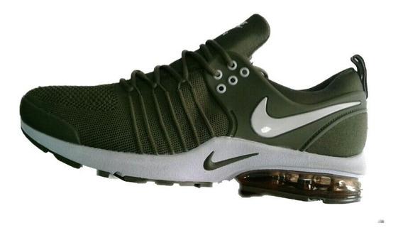 Tenis Zapatillas Nike Air Max Presto Para Caballero